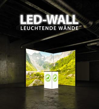 LED-WALL / Die LED Wand