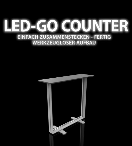 IQ-GO LED-Counter