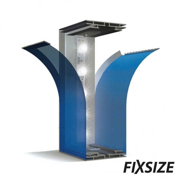 fixsize LED-BOX