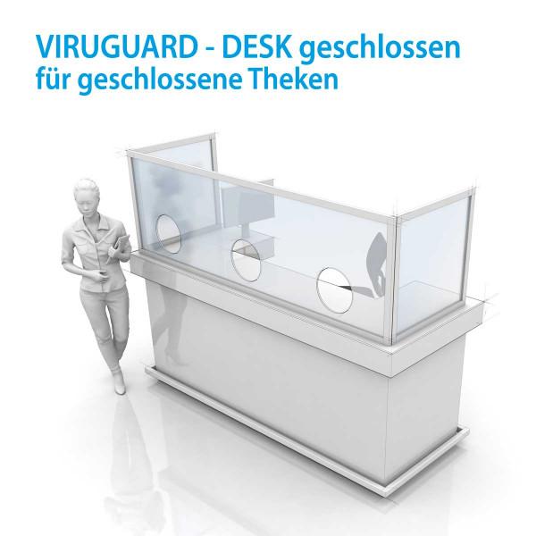 VIRUGUARD - DESK CABIN / M